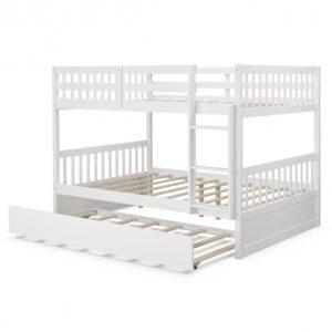 Patrové postele zajistí plnohodnotné spaní