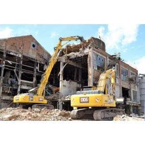 Búranie domu s firmou
